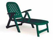 """""""Tressi"""" зеленый лежак"""